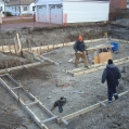 Forms for footings